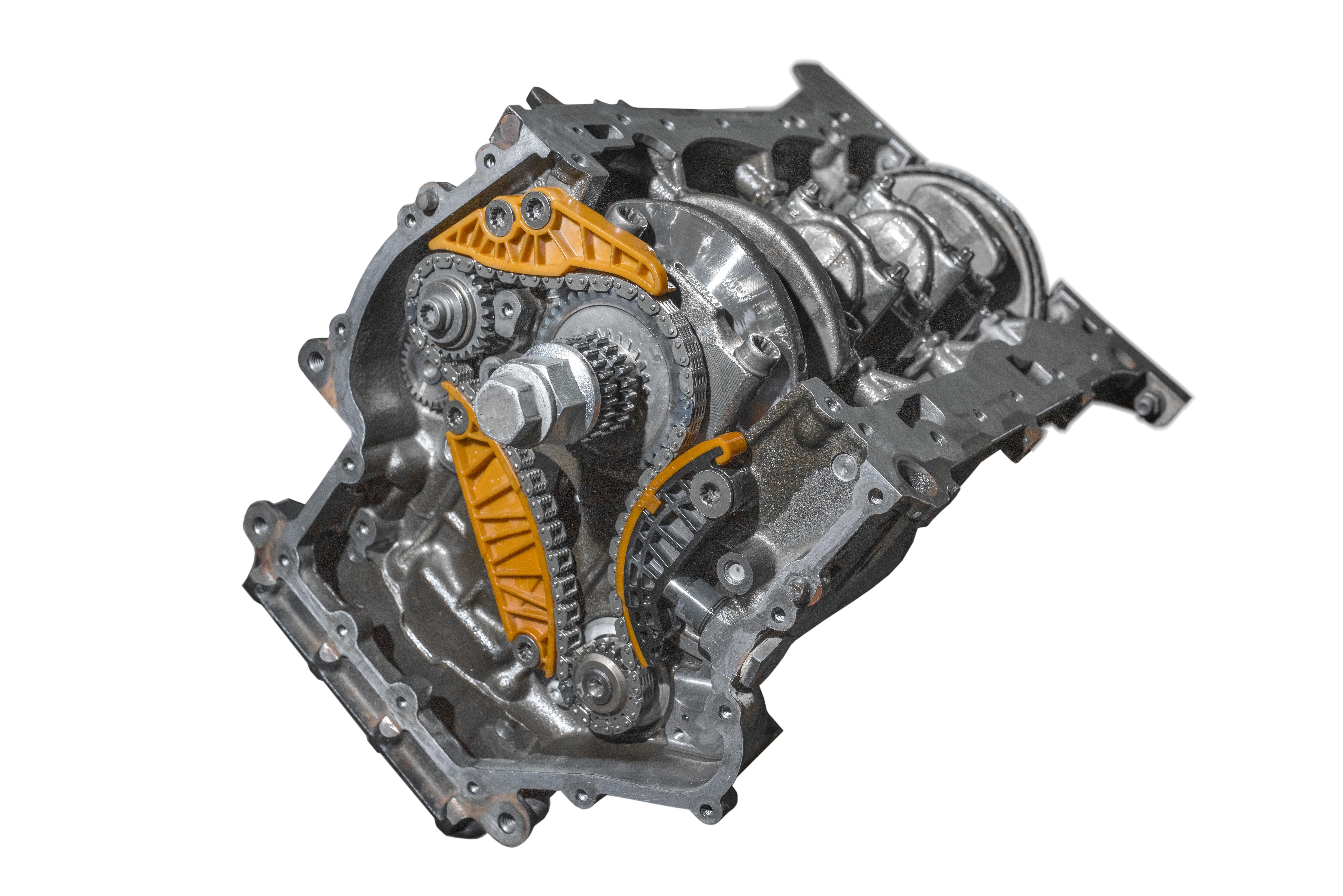 MOTOR SEMICOMPLET